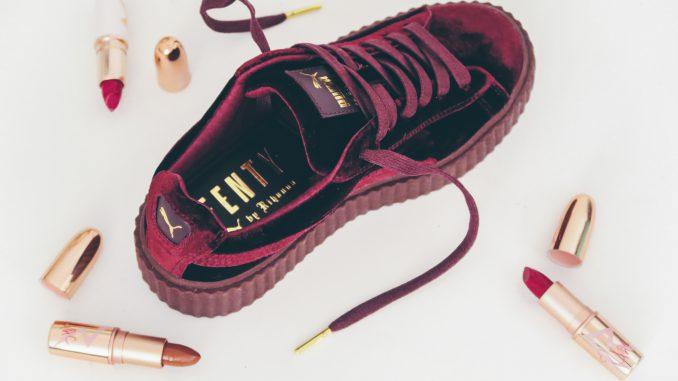 Rihanna Puma Fenty Creeper Velvet Pack