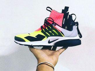 ACRONYM x NikeLab Air Presto