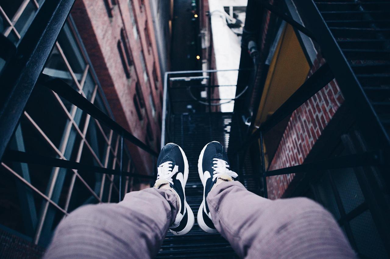 Sneakersy, czyli miejska klasyka