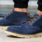 Jak czyścić buty z nubuku?