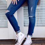 Jak nosić Converse'y?