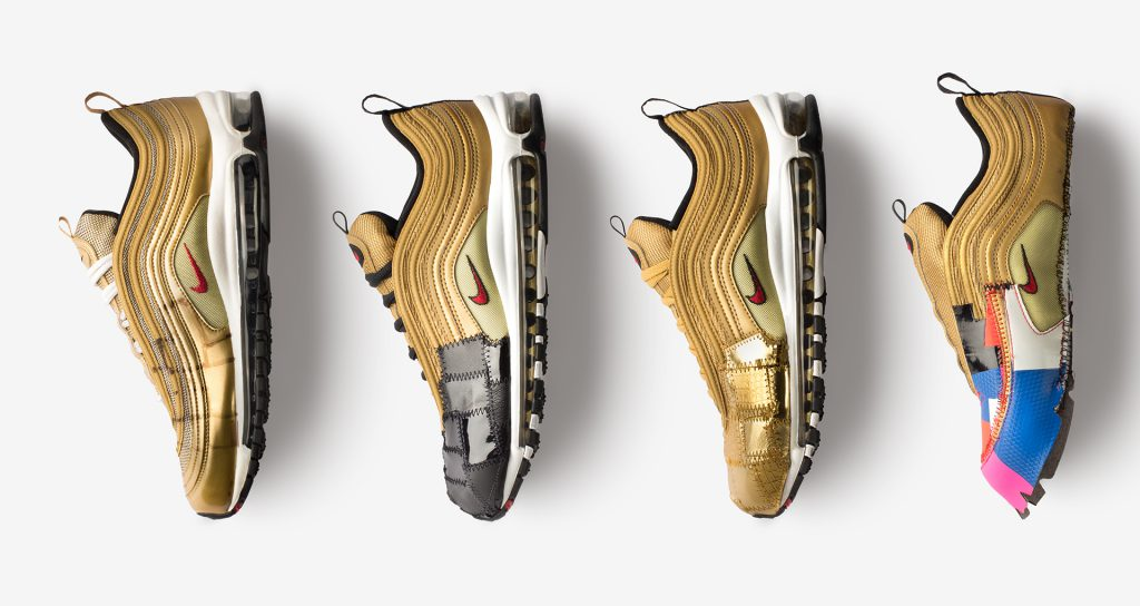 Nike Air Max 97 x Undefeated Dobre buty